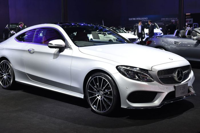 Mercedes-Benz C250Coupe AMG