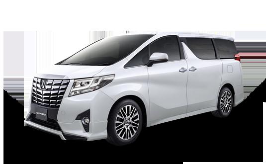 Toyota Alphard & Vellfire2.5G 2017