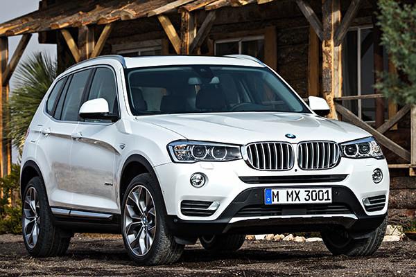BMW X3 เช่ารถBMWX3 เช่ารถสปอร์ตBMW X3 เช่ารถBMW X3 พร้อมคนขับ