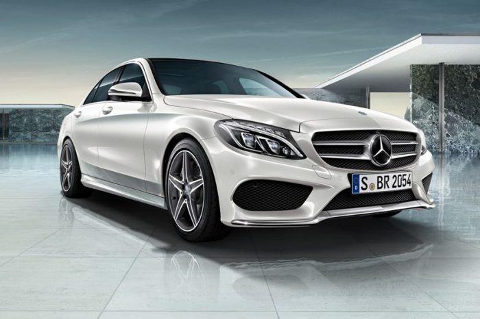Mercedes-Benz C350e Plug-in Hybrid